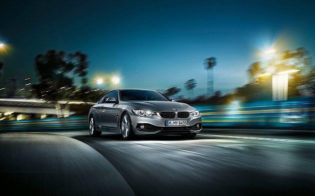 全新BMW 4系列雙門跑車。 BMW