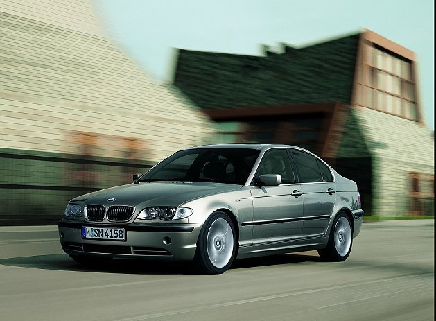 BMW針對3系列房車(E46)車型,展開免費預約召回改正活動。 BMW提供