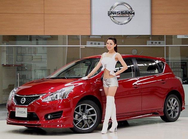 Tiida SR冠軍特仕版超值價新台幣71.9萬元起 Nissan