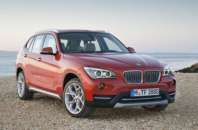 BMW X1時尚休旅 汎德公司