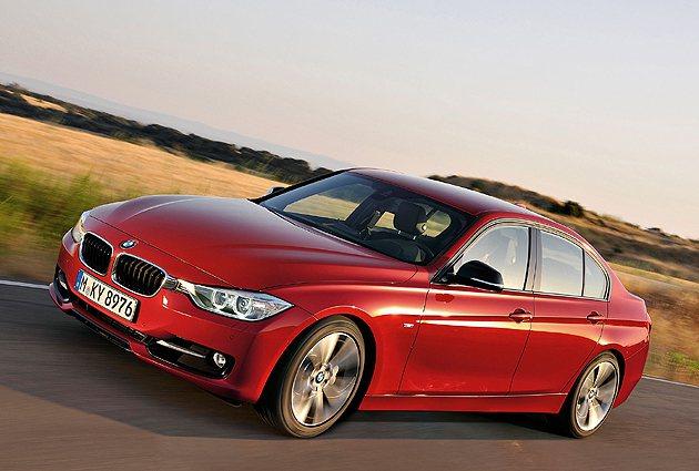 全新BMW 3系列運動房跑車 Sport Line 汎德公司