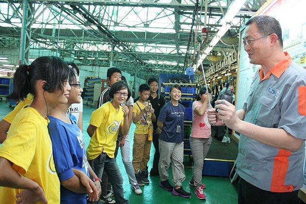福特六和舉辦《探索青少年未來》活動,為失親青少年提供各部門職能介紹,進一步探索自...