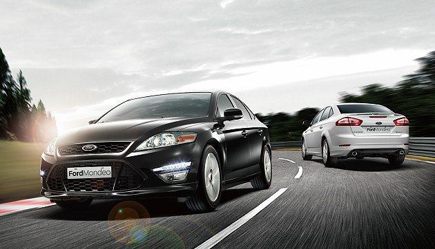 Ford Mondeo擁有鮮有匹敵的整體產品競爭力。 Ford提供