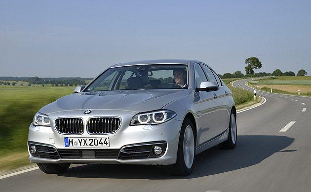 BMW 5-Series BMW