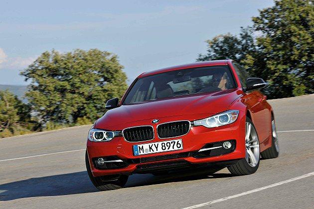 BMW 3系列運動房跑車。 BMW提供