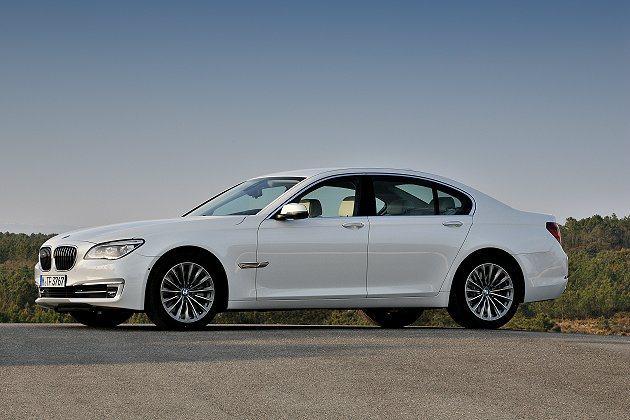 全新BMW大7系列。 BMW提供