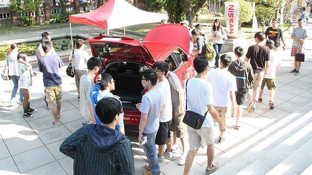 裕隆日產汽車創新風雲賞活動自2005年連續舉辦六屆以來,已成為全國大專院校爭取校...