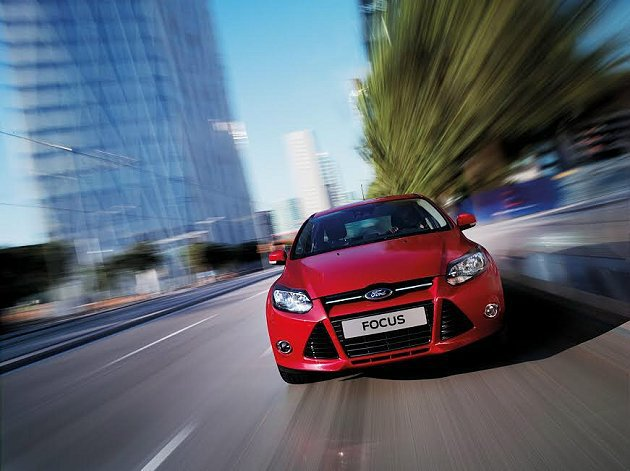 全球熱銷車款Focus本月限時優惠。 Ford提供