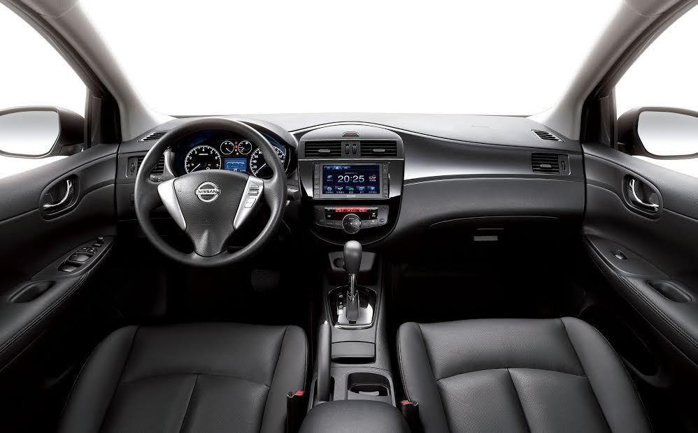 Nissan Big Tiida 2014年式全車系售價不變,安全舒適雙重升級。...