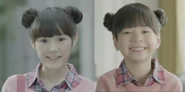 片中飾演小敏的演員爆紅。 Mitsubishi提供