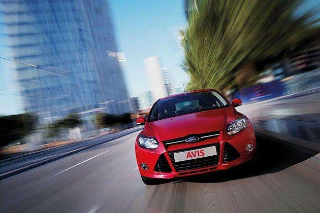 AVIS國際租車與福特六和合作,推出輕鬆付長期租賃專案,Focus全車系每月9,...