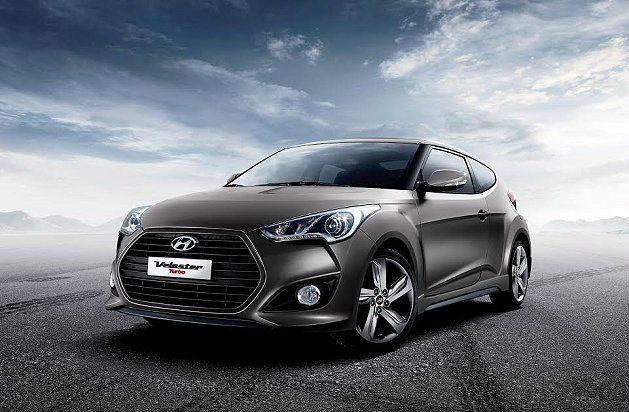 Hyundai Veloster Turbo在5月訂交車即送Full HD高畫質...