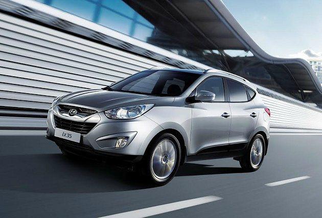 ix35推出「青年商務版」,驚喜價只要69.9萬元起。 Hyundai提供