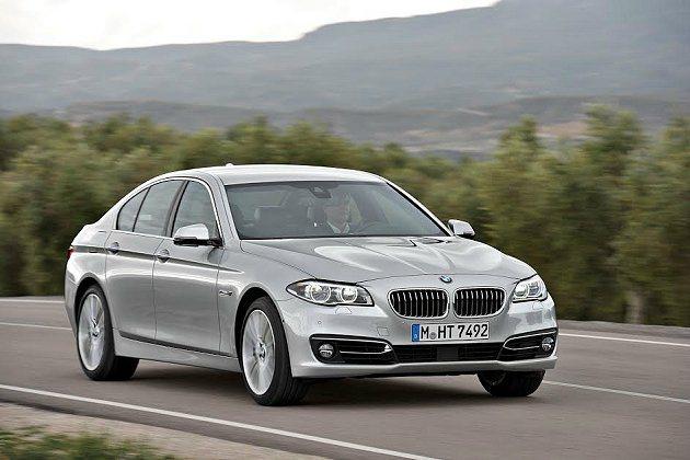 5系列車型陣容強化。 BMW提供