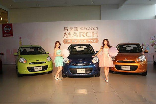 5月入主March即可享高額分期及延長保固雙重優惠。 Nissan提供