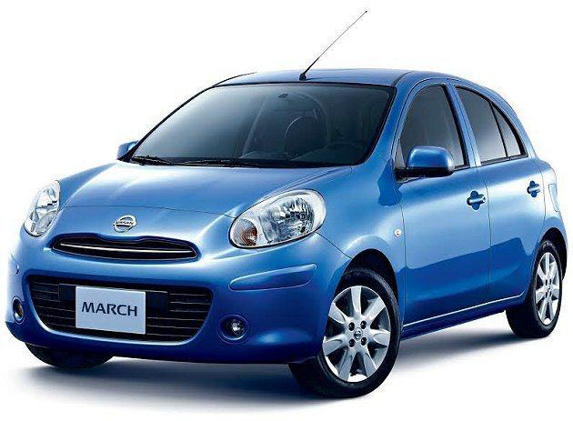 March以「低汙染、低油耗、低噪音」的優質節能表現,獲選為2014年度環保車。 Nissan提供