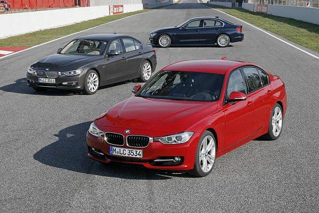 全新BMW 3系列四門房車優異的操控性能與動感外觀,是許多車迷心中的首選車款。 ...