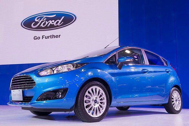 Ford 民俗月逆勢成長,市占大幅提升24%,Ford Fiesta締造國產化以...