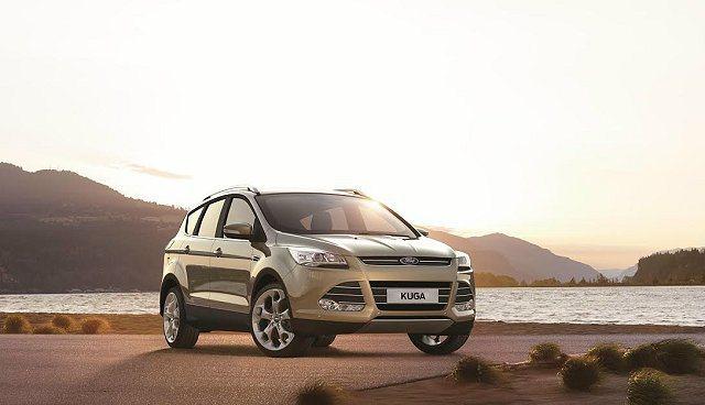 本月入主Ford Kuga 全車系即可享最高100萬零利率優惠。 Ford提供