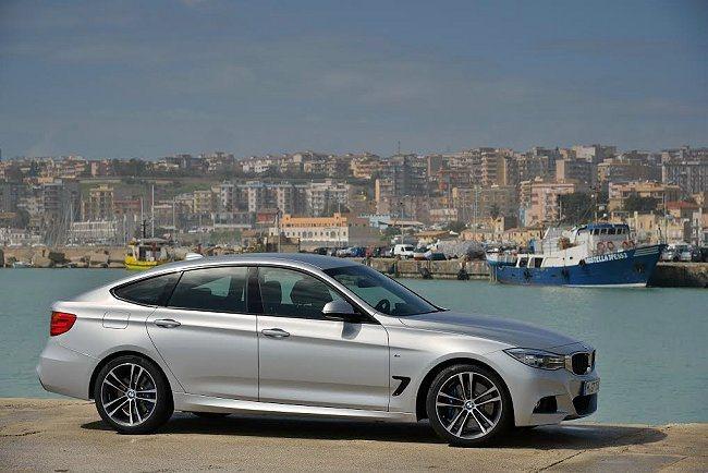 全新BMW 3系列GRAN TURISMO。 BMW提供