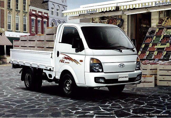 本月購買HYUNDAI Porter車款全車系加送2萬元加油金。 HYUNDAI提供