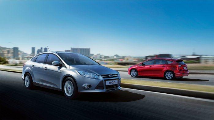 福特「強檔安心購 限時好禮四重送」專案,入主Ford Focus、Fiesta、...