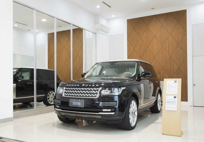 全新Jaguar Land Rover台南展示暨服務中心依雙品牌的核心精神規劃賞...