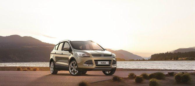 入主Ford Kuga 全車系即可享高額零利率優惠,並贈送五年不限里程全方位延長...