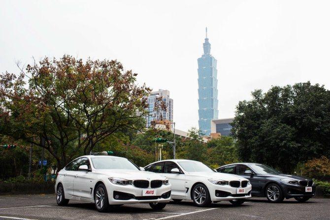 AVIS安維斯租車與豪華品牌BMW攜手合作推出全新車款BMW 320d Gran...