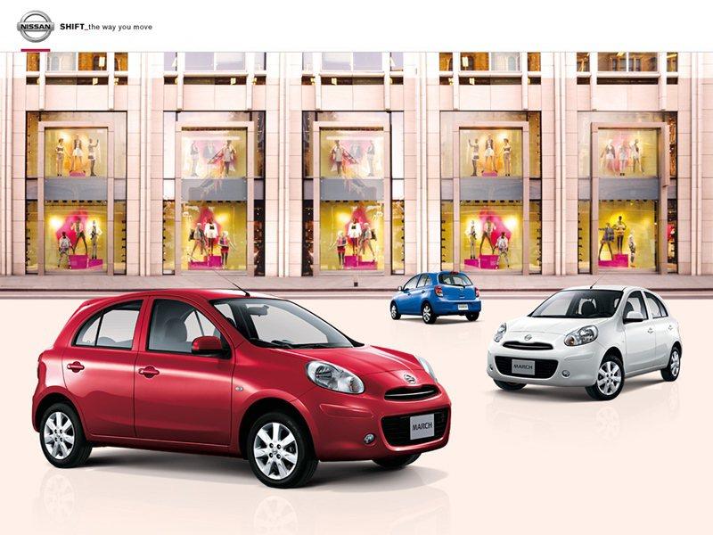 NISSAN推出「五夠省」,國產車全車系送第2~6年竊盜險,並享高額0利率或全額...