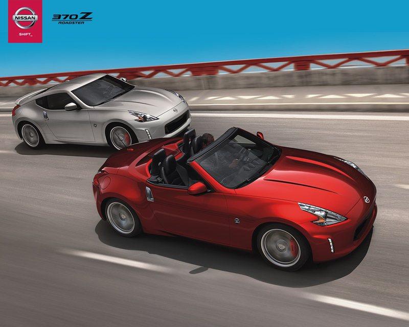 日系經典跑車370Z提供限量珍藏價188萬。 裕隆日產提供