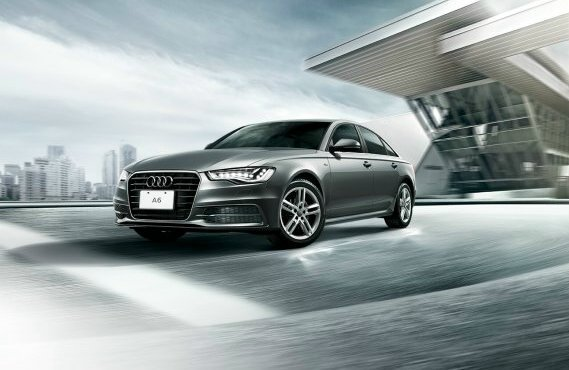Audi A6 S line LED耀勁版特仕車即刻坐擁。 台灣奧迪提供