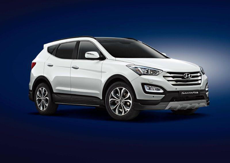 元月份HYUNDAI汽車銷售1,714台,相較同期成長了13%。圖為豪華七人座休...