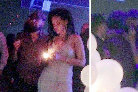 最近媒體上老是在傳李奧納多(Leonardo DiCaprio)與蕾哈娜(Rihanna)兩人在交往,不過沒圖沒真相,所以狗仔們鍥而不捨的要拍到兩人同在場的畫面,終於最近美國TMZ網站公開了第一張兩...