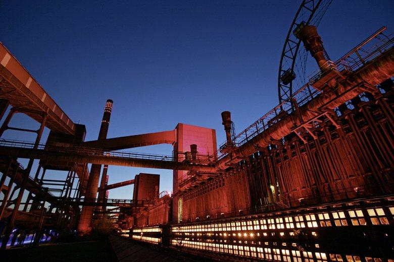 關稅同盟礦區現況(來源:Zollverein Foundation)