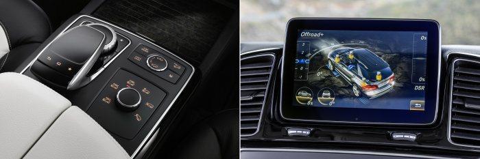 全新GLE導入M.Benz新世代車型慣用的手寫操控面板,以及薄型多媒體觸控螢幕。...