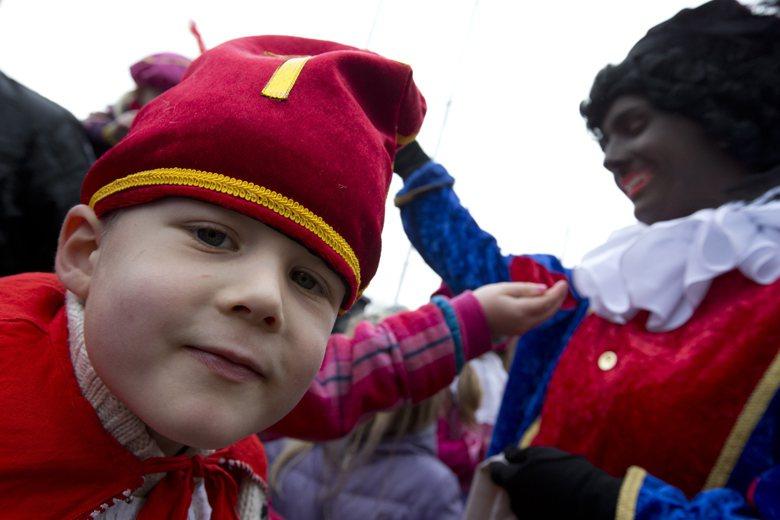 為什麼荷蘭小朋友這麼快樂?因為他們是世界上最快樂的成人養出來的孩子。 圖/美聯社