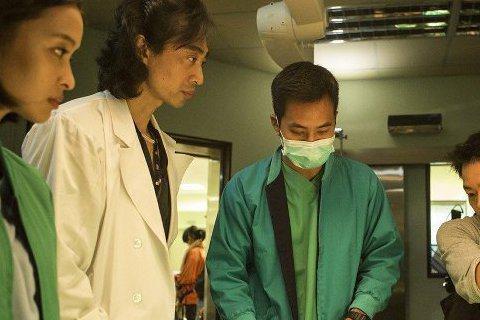 久違的台灣醫療推理劇——《麻醉風暴》