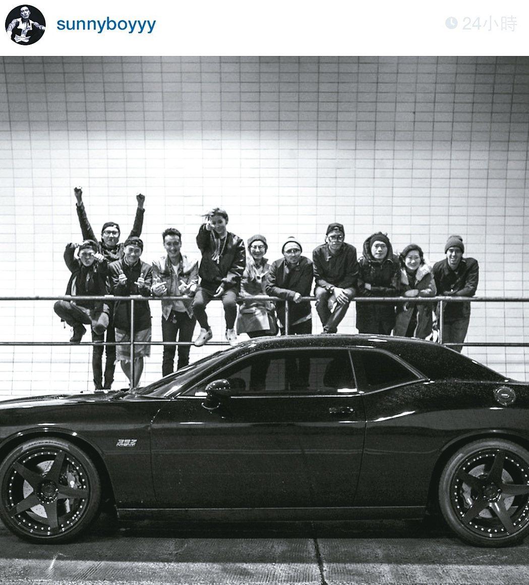 擷自Instagram