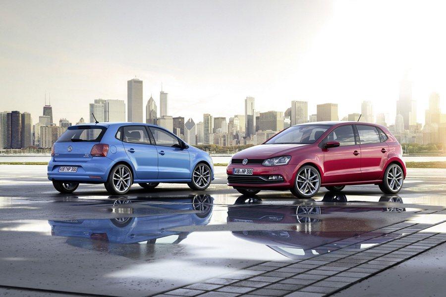 Polo/Vento車系推出購車享超低頭款、首年低月付、加贈乙式車險。 VW提供