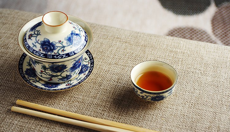 茶葉含有鞣酸,對於消化不良、腹瀉症狀的緩解,很有幫助。 圖/ingimage