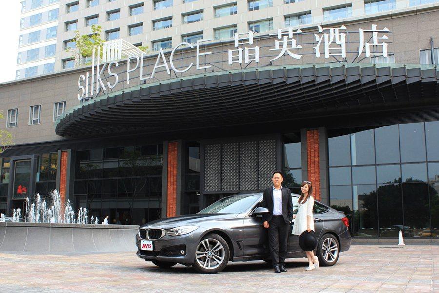 AVIS結合知名飯店業者所打造的非凡旅程,除豪華住宿與美饌外,還能夠免費體驗BMW 320d Gran Turismo,住宿包括花蓮太魯閣晶英酒店等。 AVIS提供
