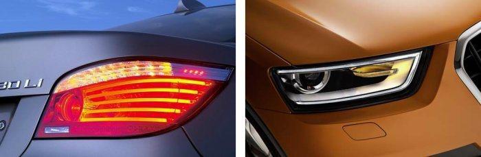 BMW、Audi提供