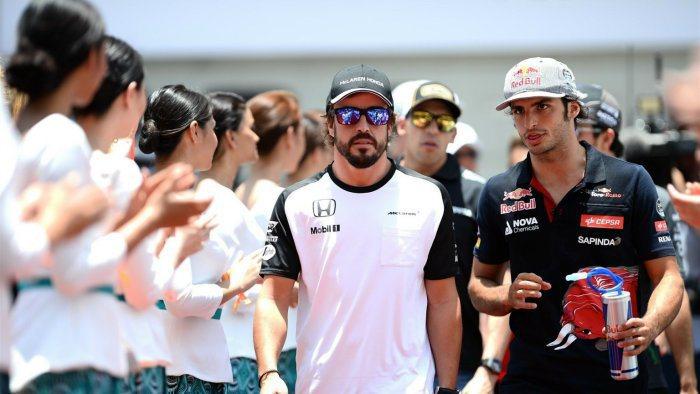 本站另一項亮點,就是今年轉隊至邁凱輪車隊的Alonso,以及威廉斯車隊Botta...