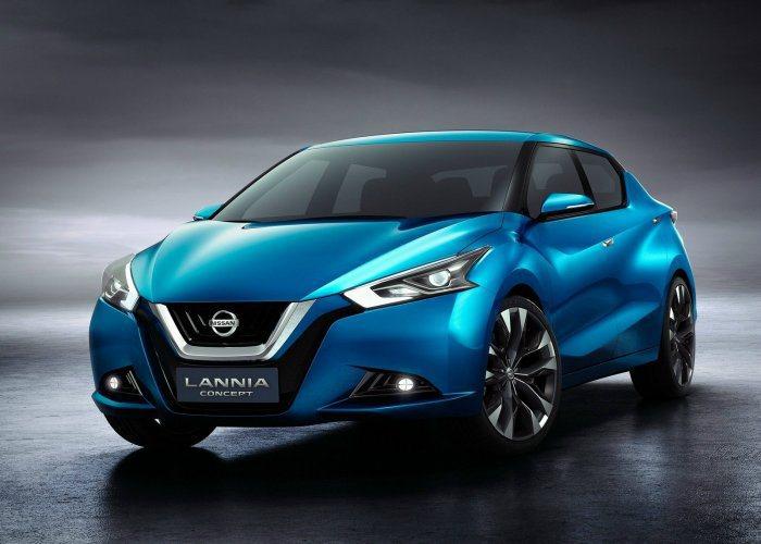 去年發表的Lannia概念車是由Nissan北京與Nissan全球設計團隊共同開...