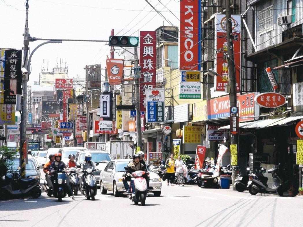 華南金控積極參與國內都市更新。 本報系資料庫