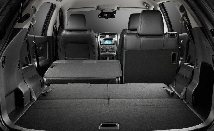 CX-9擁有5095×1936×1727mm的車身尺碼與2875mm的長軸距,打造舒適寬敞的七座空間。 Mazda提供