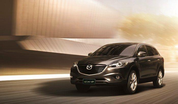 新年式CX-9推出168萬元的優會售價,相當實惠。