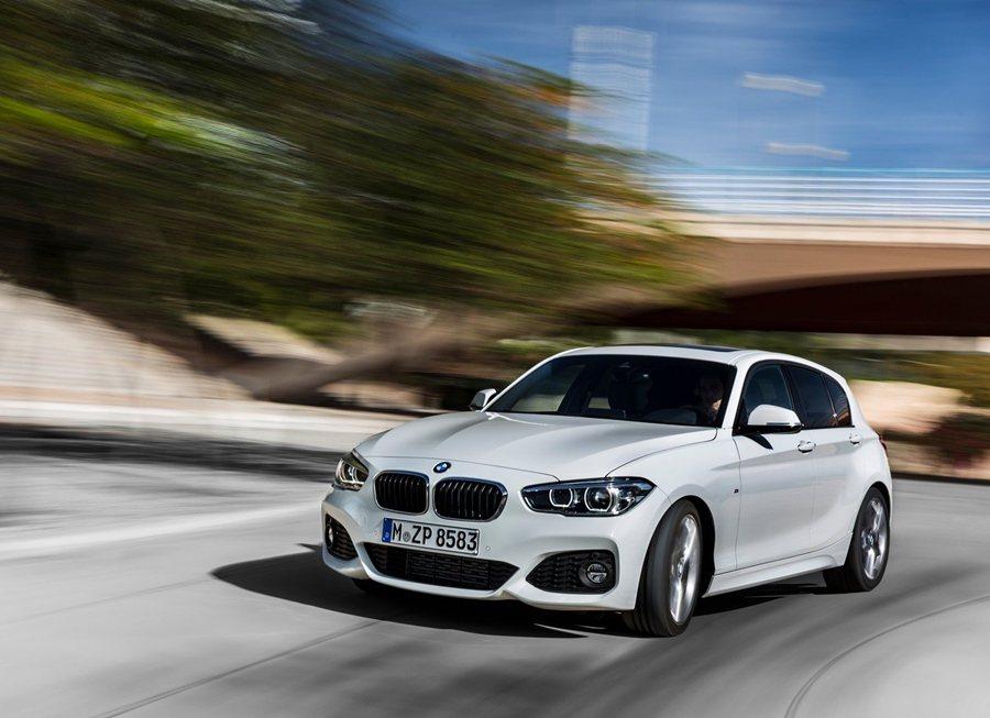 全新1系列搭載BMW TwinPower Turbo直列四缸與六缸汽、柴油引擎,Steptronic八速手自排變速箱也列為全車系標準配備。 BMW提供