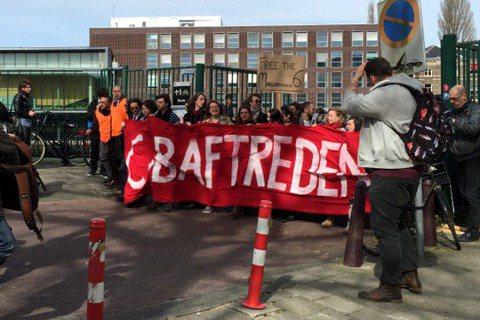 苦澀的青年革命——從太陽花到阿姆斯特丹大學學潮